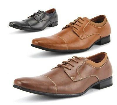 men s 19107al classic cap toe lace