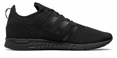 New 247 Decon Shoes Black