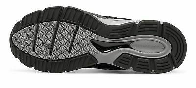 New Balance Men's 990V4 Made In Us Black With Silver