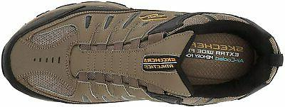 Skechers Afterburn Fit Wonted Loafer, Size 8.0 ys7q