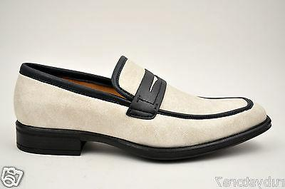 FARANZI Men's Shoes On Loafers High Quality