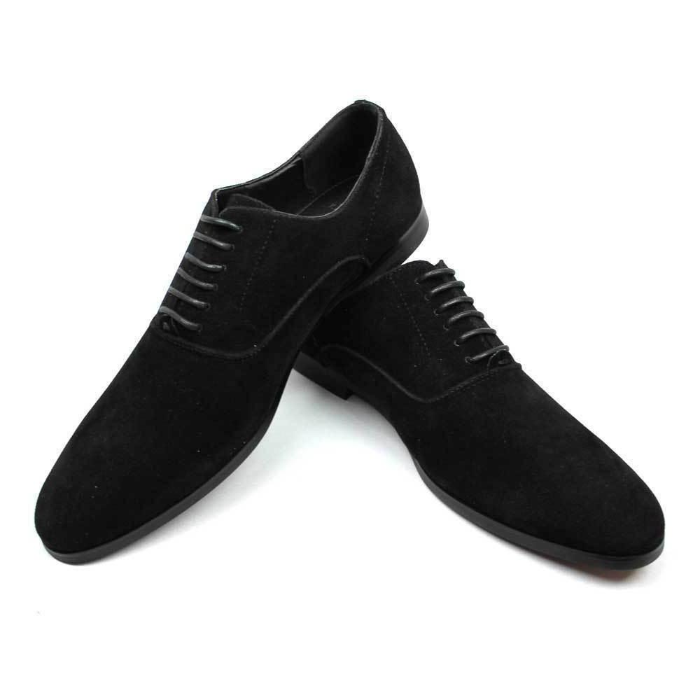 Dress Shoes Oxfords Suede AZAR MAN