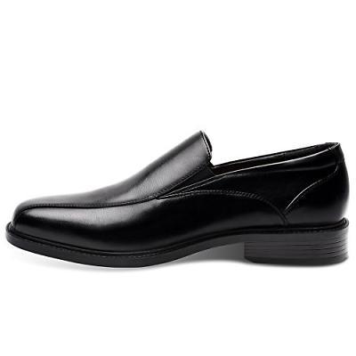 Men's Black Slip-On Classic Shoes US