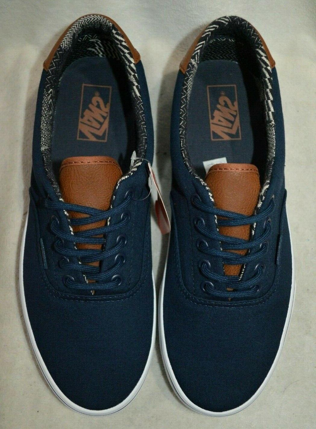 Vans Men's C&L Era 59 Blue Mix Skate NB