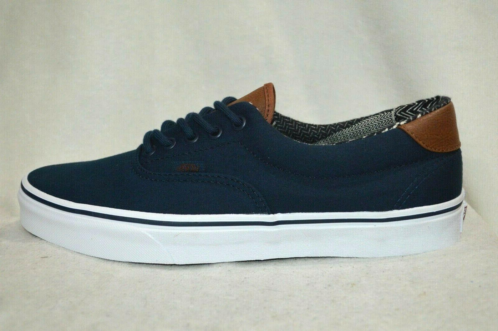 Vans Men's C&L 59 Blue Mix Skate