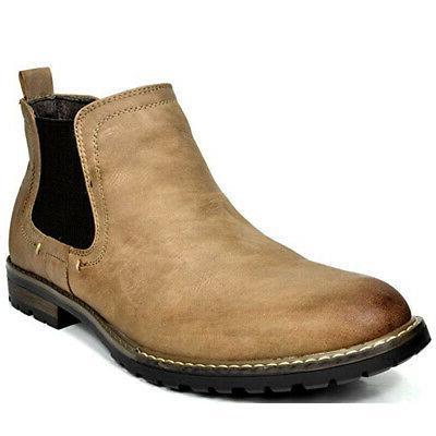 men s chelsea ankle boots classic dress