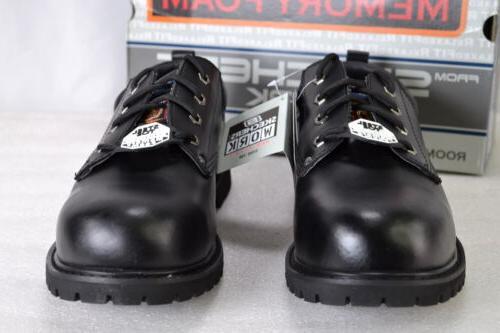 Men's Work Shoes Black