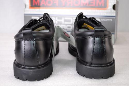 Men's Skechers Cottonwood- Work Black