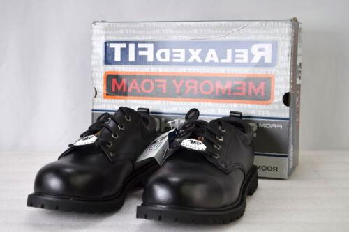 men s cottonwood cropper work shoes black