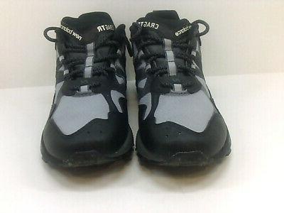 New Balance Men's Craig V2 Fresh Foam Running Shoe, Black/Magnet, 8.5