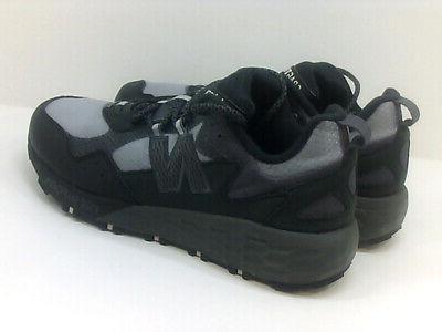 New V2 Trail Running Shoe, Black/Magnet, 8.5
