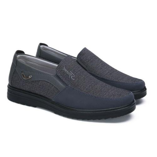 Mens Dress Shoes on Driving Leather Casual Loafers