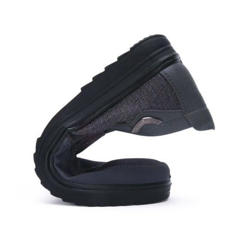 Mens Dress Shoes Slip on Driving Casual Boots Loafers