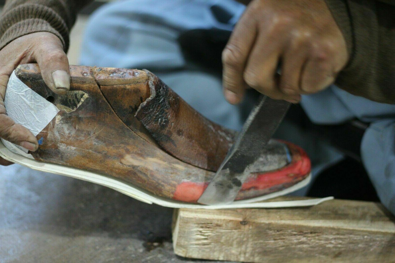 Handmade Men's Green Double Monk Fashion Dress Shoes