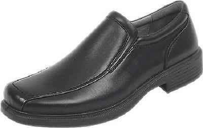 Men's DEER STAGS GREENPOINT Black Slip On Office/Casual/Dres