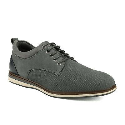 Bruno Marc Lined Up Dress Shoes