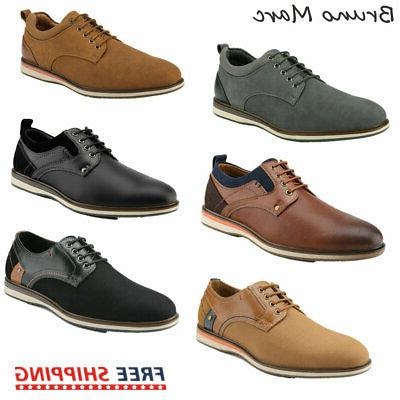 men s lace up leather lined casual