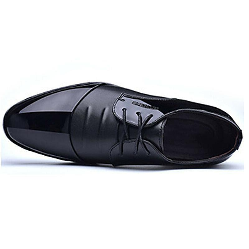 Men's Lace Formal Toe New