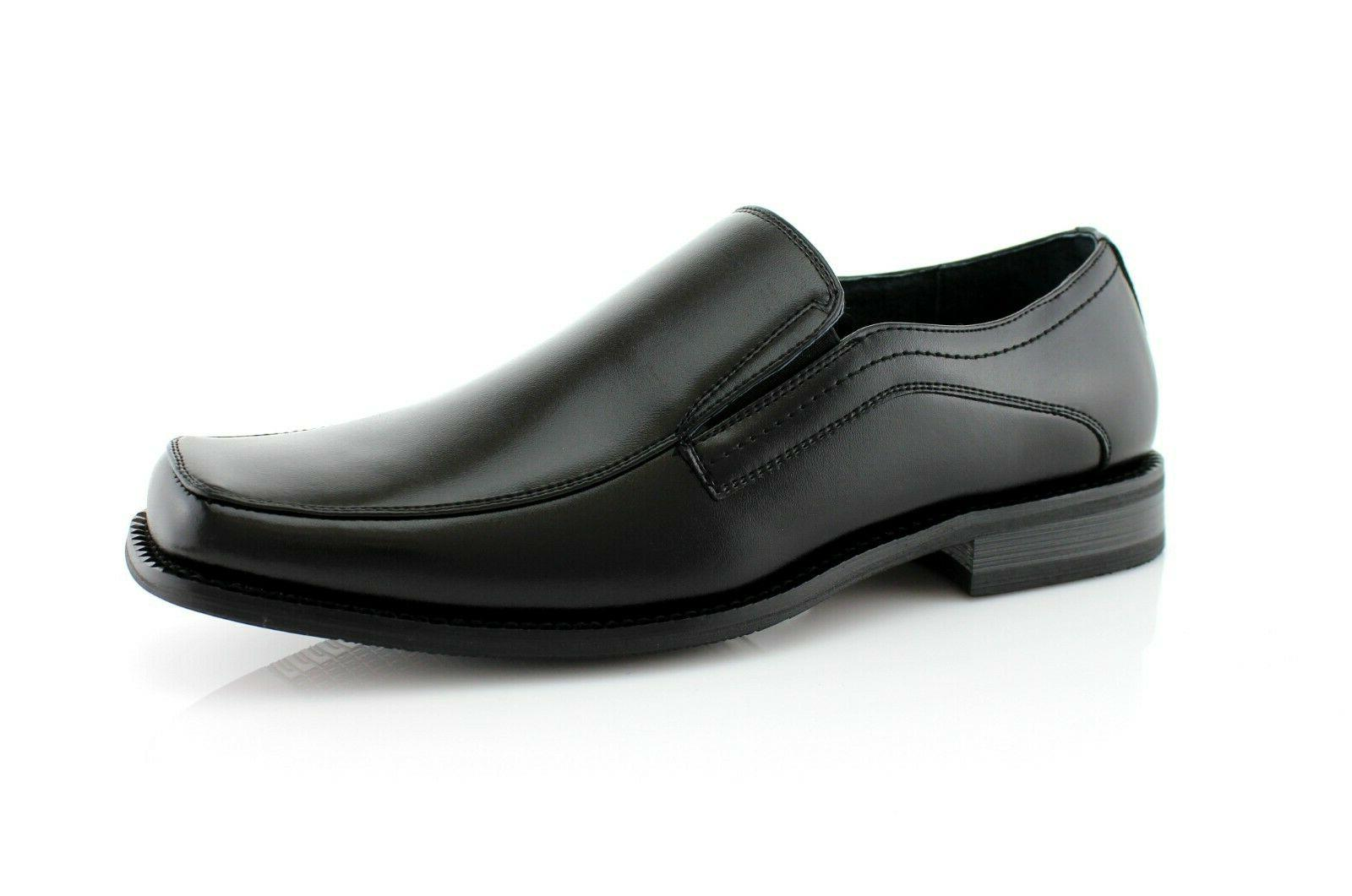 Men's Dress Shoes Slip-On Formal Loafers