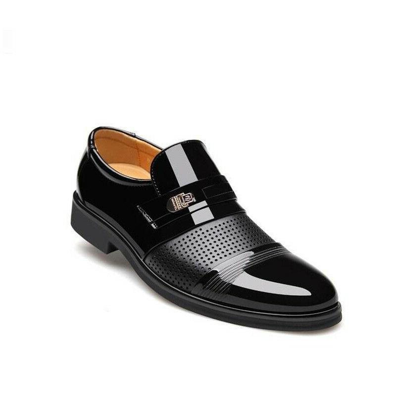 men s leather shoes oxfords business wedding