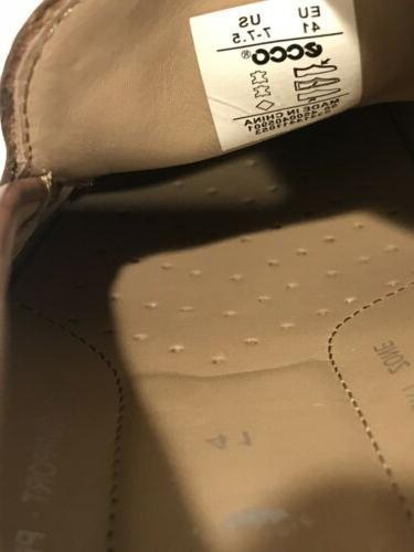 ECCO Men's Leather Loafer EU 41 US