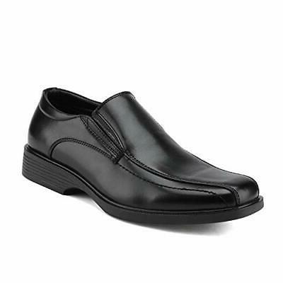 Bruno Marc Business Leather Lined Classic On Shoe