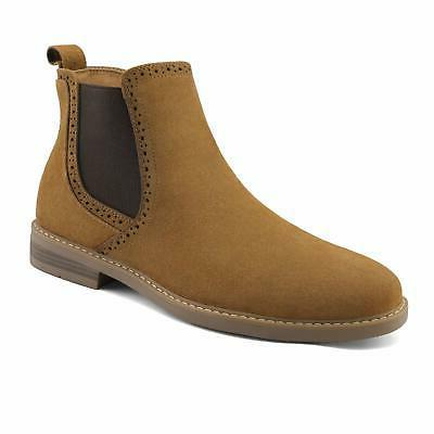 men s low heel casual work plain