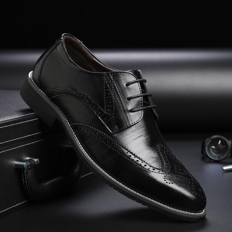 Men's Brogue up Shoes