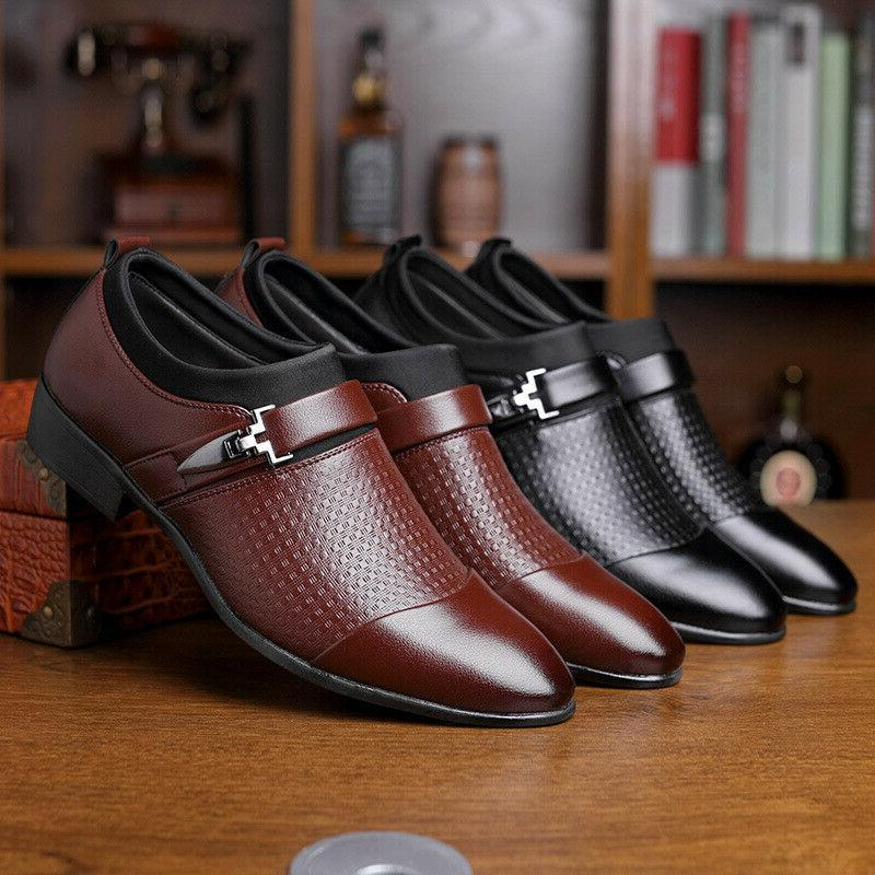 Men's Oxfords Casual Dress Formal Work Shoes