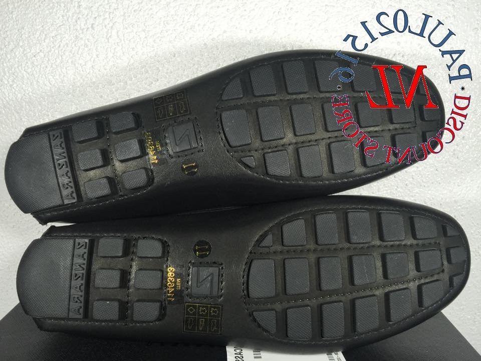 ZANZARA Slip-On Loafer ~ Black Sizes ! !