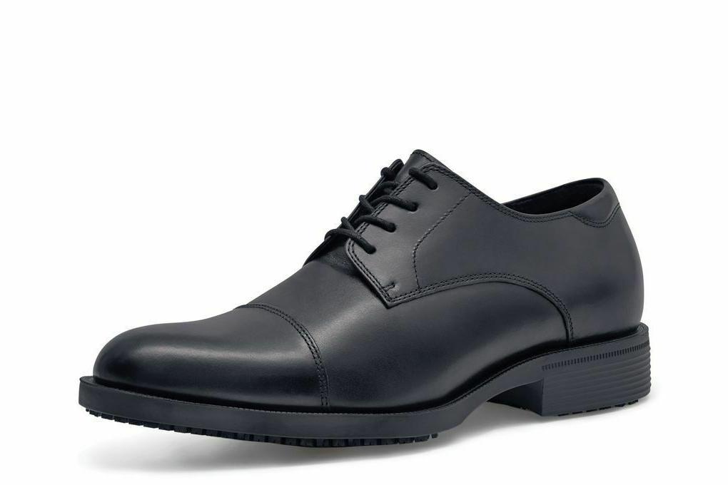 men s senator slip resistant leather cap
