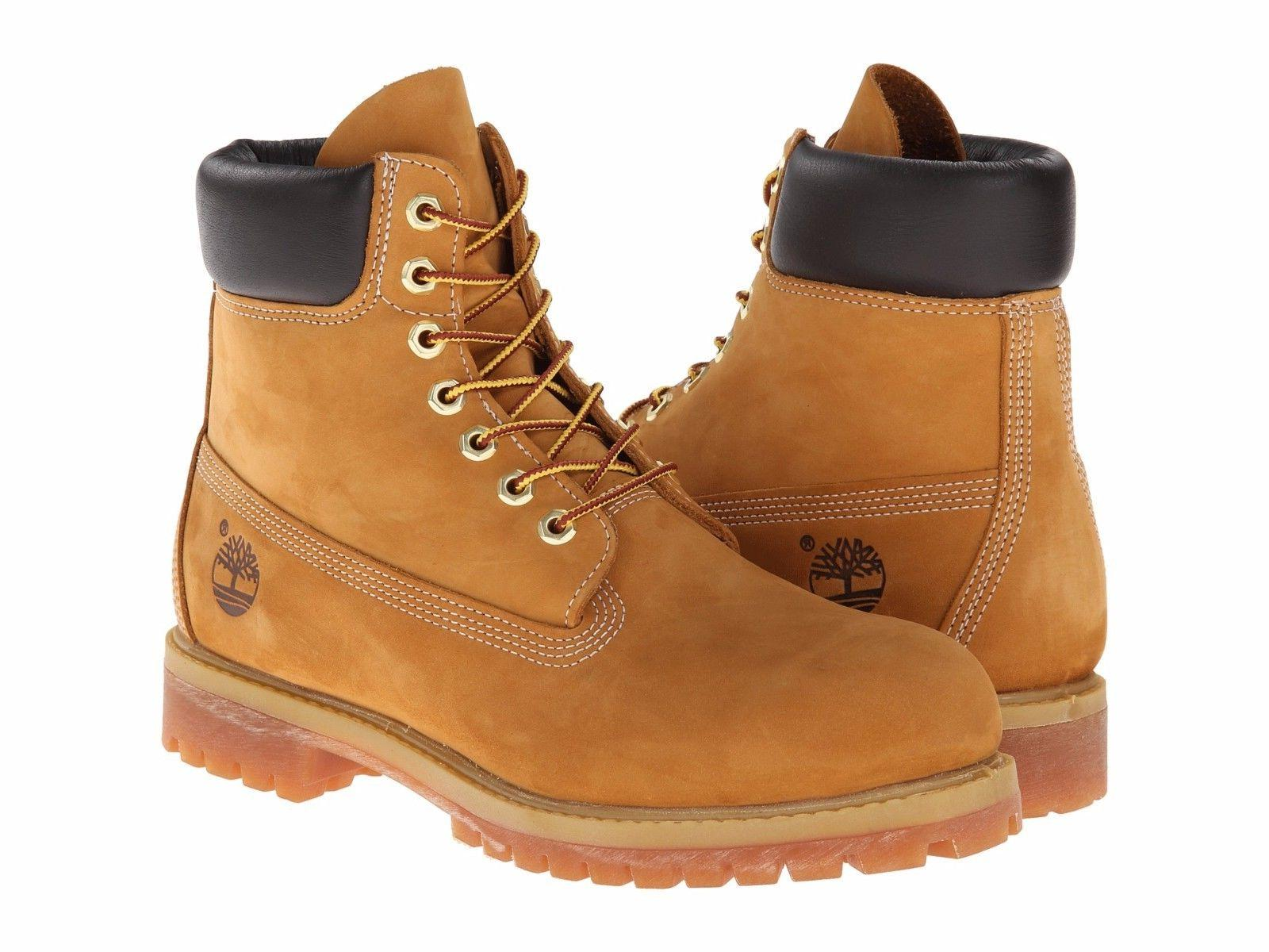 Men's Shoes Timberland 6 INCH PREMIUM Waterproof Boots 10061