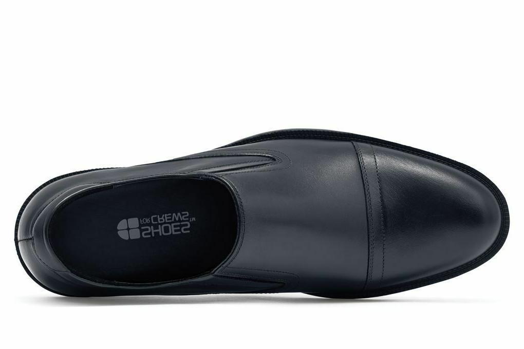 Shoes for Statesman Slip Slip On Toe Work