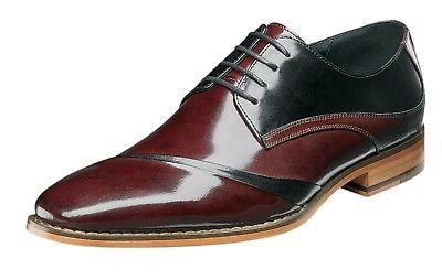 men s talmadge folded vamp lace up