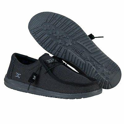 Hey Dude Men's Wally L Sox Shoes