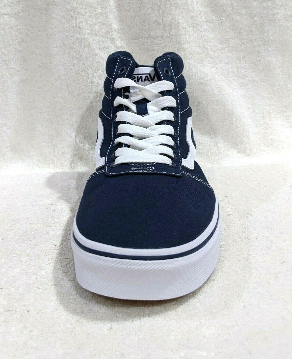 Vans Men's Ward Dress Skate Shoes 9.5/12/13 NWB