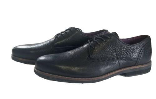 mens black pebble leather dress shoes special
