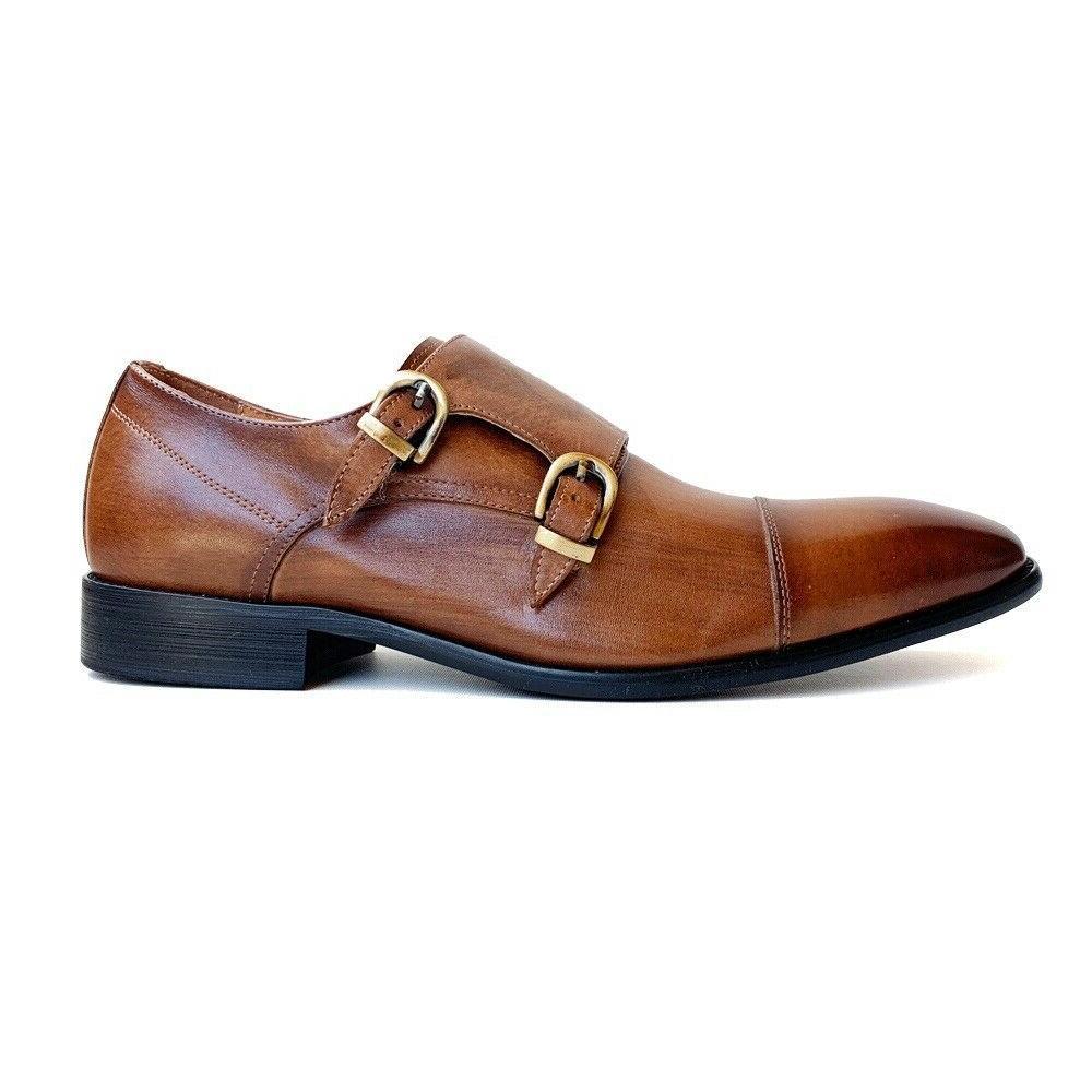 Mens Brown Dress Shoes 10
