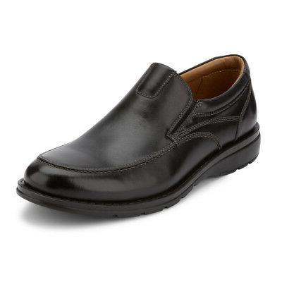 mens calamar genuine leather dress casual slip