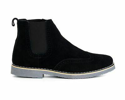 Alpine Swiss Boots Suede Ankle Boots Shoes
