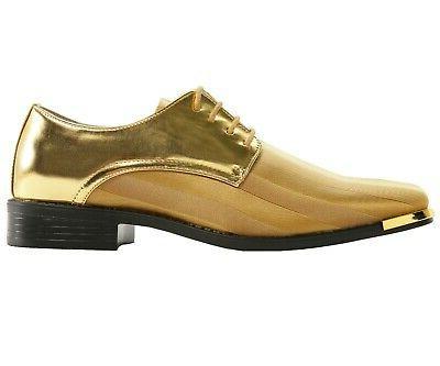 Bolano Mens Classic Striped w/ Gold 5205-035