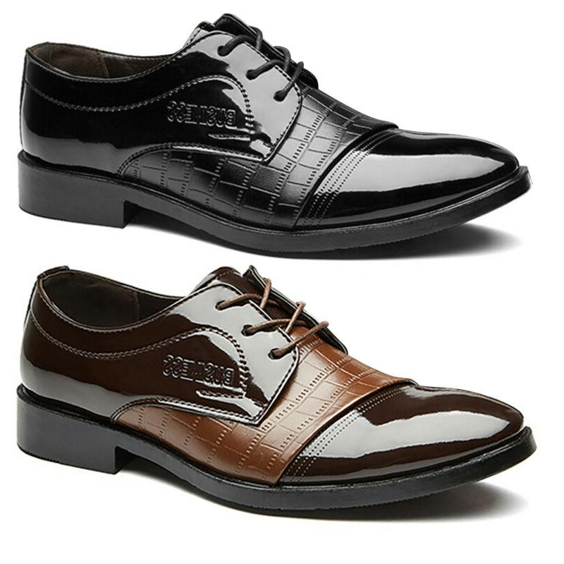 Men Formal Shoes Loafers Casual Smart