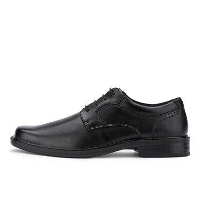 Leather Lace-up Oxford Shoe