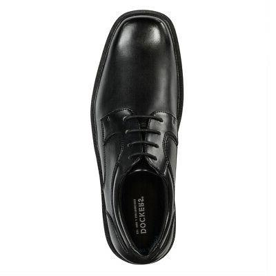 Dockers Clearance Burnett Leather Lace-up Comfort Oxford