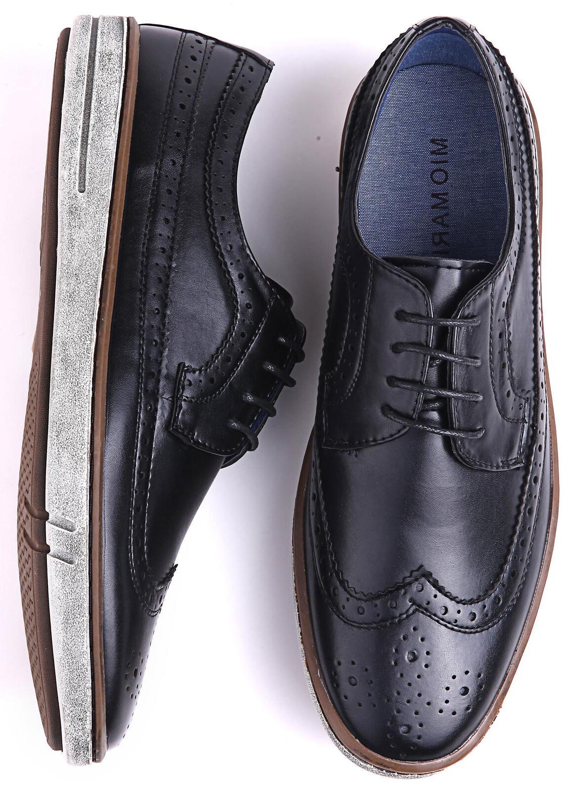 Mio Shoes Fashion Oxford Shoes