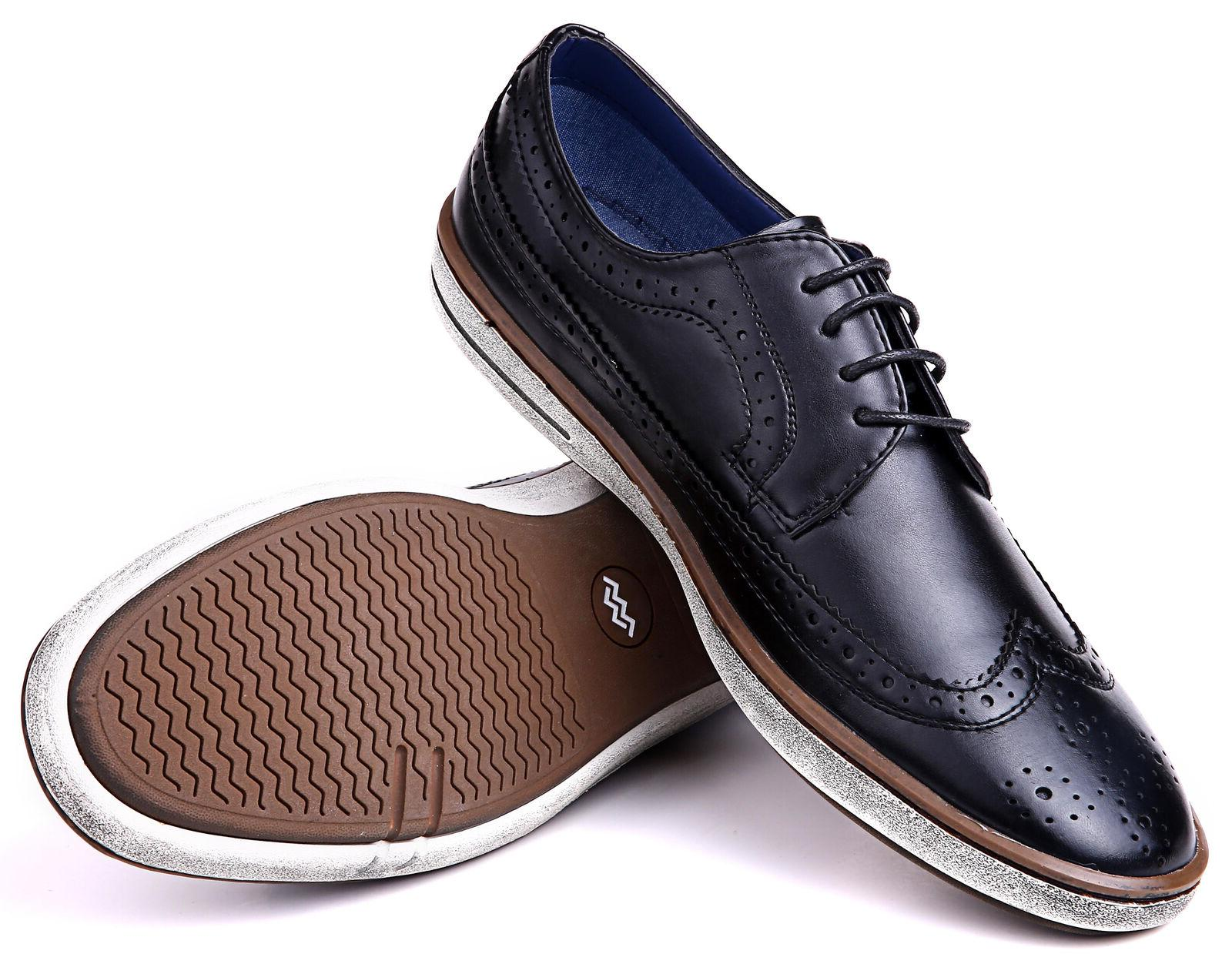 Mio Shoes - Casual Oxford Shoes for