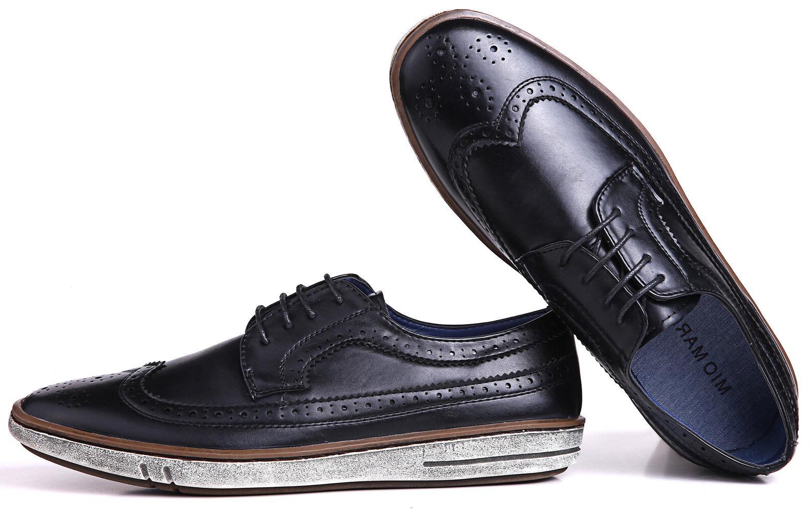 Mio Mens Shoes Fashion Oxford Men