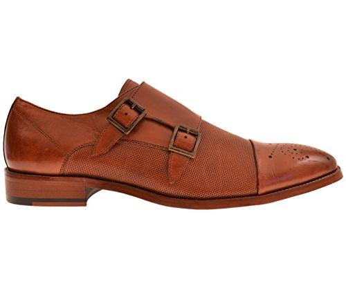 Asher Mens Shoes, Monk