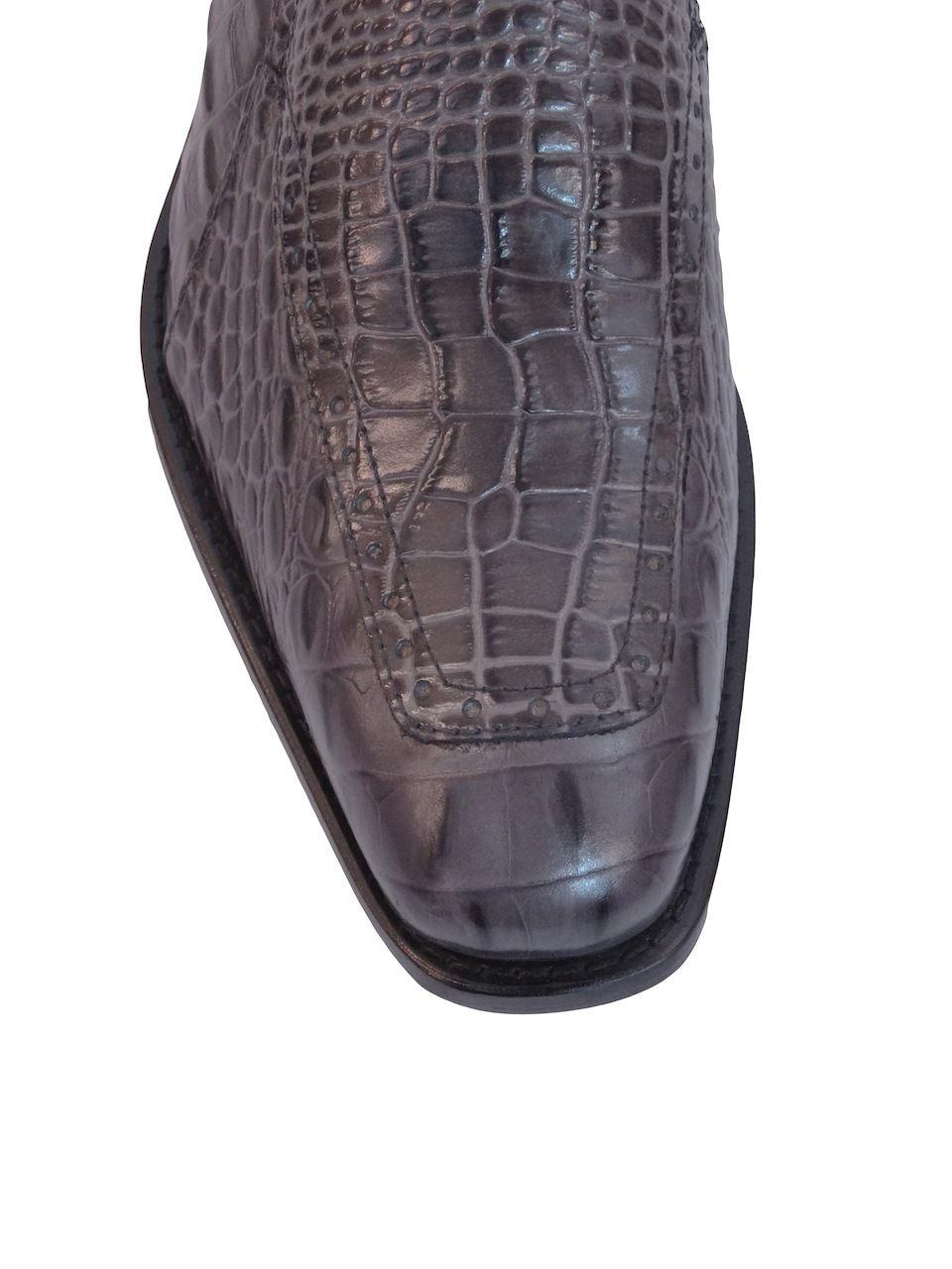 Mens Shoes 24903 Moc Toe