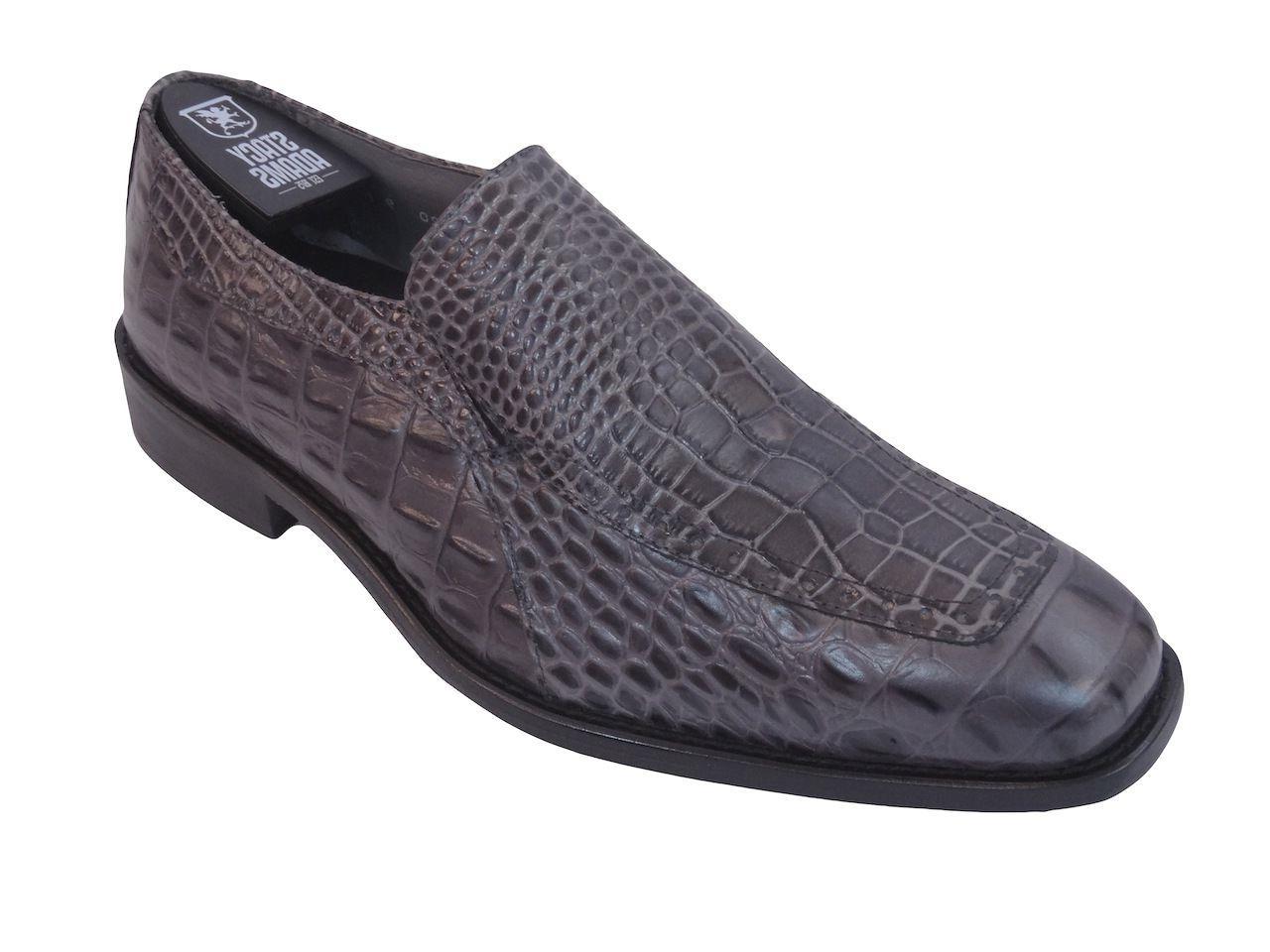 Mens Stacy Adams Shoes Moc Toe Slip On Loafer